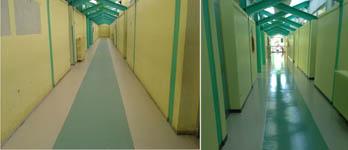 Pavimenti in PVC 105 -