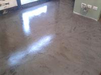Pavimenti in resina cementizia 1 -  a Bareggio