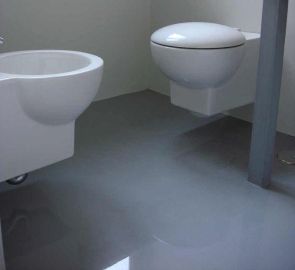 Pavimenti in resina epossidica posa pavimento resina - Pavimenti bagno in resina ...