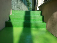 Pavimenti in resina epossidica 7 -  a Albiate